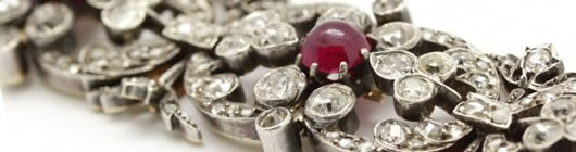 Bracelet en or fin 19e