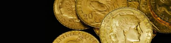 Pièces de 20 francs Napoléon